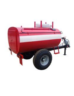 Пожарные полуприцепы для трактора