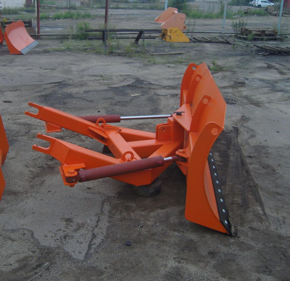 НБО-05Г отвал для тракторов ХТЗ, ХТА, ОрТЗ, УЛТЗ, БТЗ