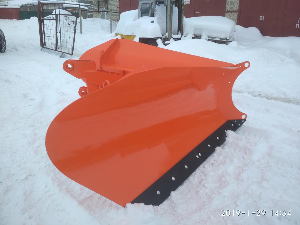 Оборудование для уборки снега