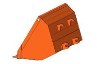 Ковш для погрузчика ВМЕ1565