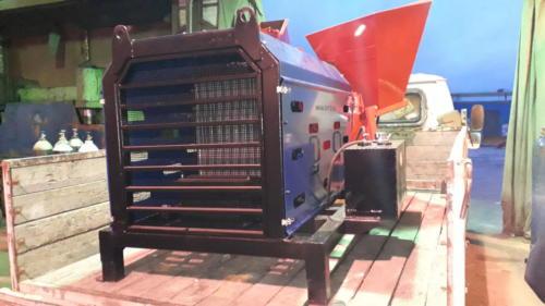 Серия 52; ИВН-2/Ø260 Измельчитель с приводом от ДВС Дизель