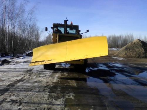 НБО-04 отвал для тракторов Кировец (К700, К701, К702, К704, и другие модели)