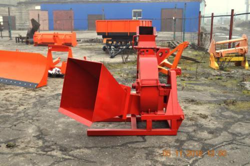 Серия 52;  ИВН-1/Ø260 Измельчитель навесной с приводом от ВОМ трактора