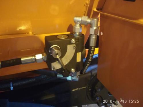 ПРК-2, ПРК-3 Пескоразбрасыватель (Распределяющее оборудование)