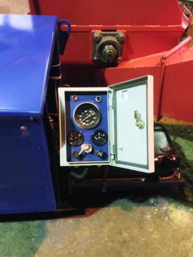 Серия 52; ИВН-2/Ø260 Измельчитель с приводом от ДВС ВАЗ