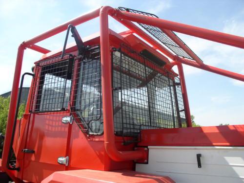 ОрТЗ-150К Лесной трактор
