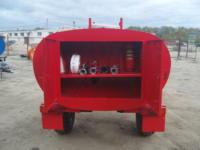 ОПМ, прицепная бочка для пожаротушения