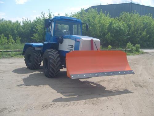 НБО-05 гидроповоротный отвал для тракторов ХТЗ, ХТА, ОрТЗ, БТЗ