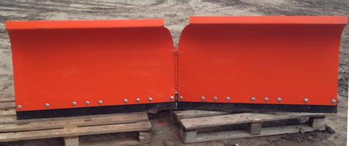 НБО-02М отвал бабочка для тракторов МТЗ